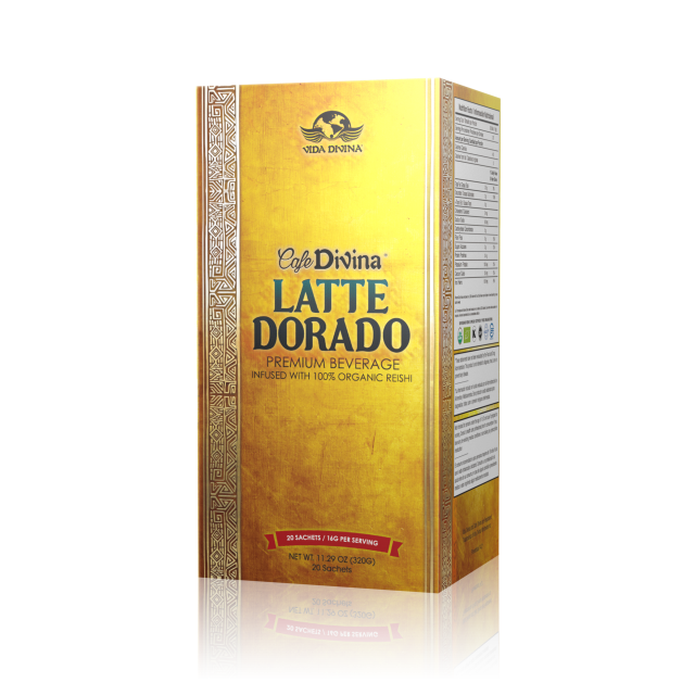 Latte Dorado